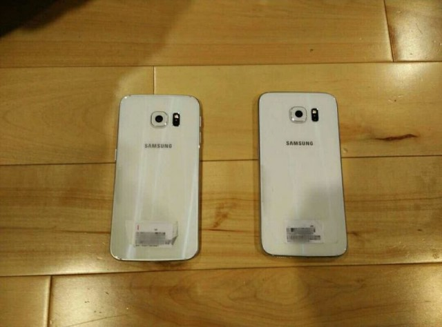 Samsung Galaxy S6 - S6 Edge Leaked 02