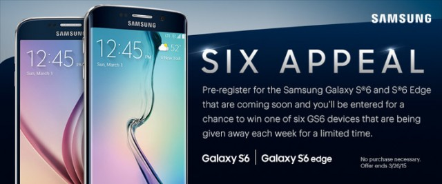 Samsung Galaxy S6 S6 Edge Poster