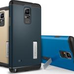 Spigen SGP Slim Armor για Galaxy Note 4