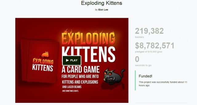 exploding kittens 2