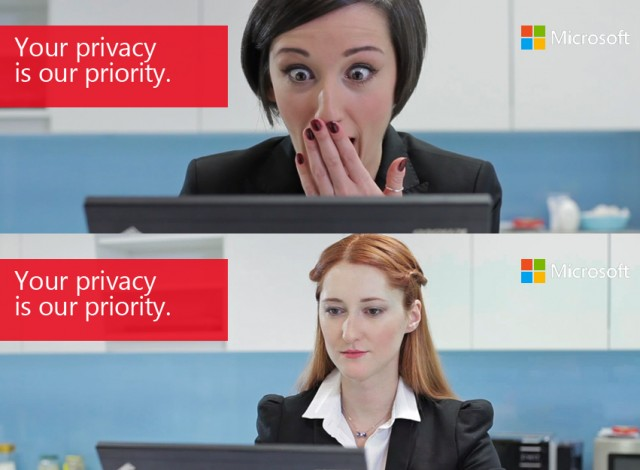 microsoft privacy security cloud