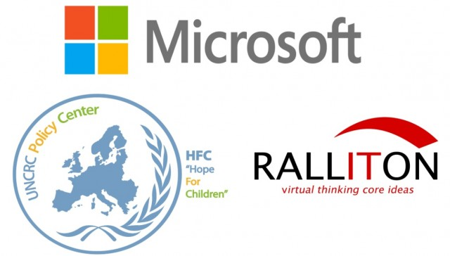 microsost ralliton hope for children