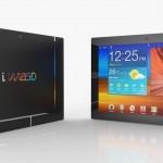 Click-ARM modular Tablet