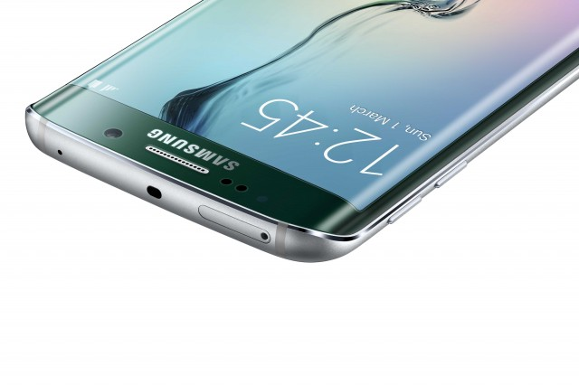 GALAXY S6 EDGE_Green Dynamic