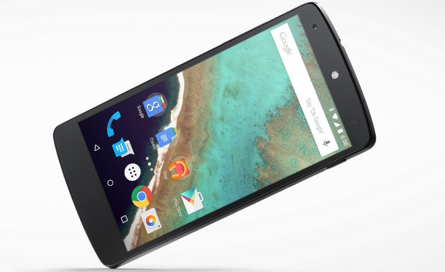 Nexus5-Android 5-1 Lollipop