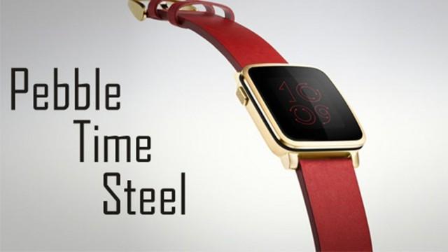 Pebble time Steel 1