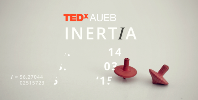 TEDxAUEB INERTIA