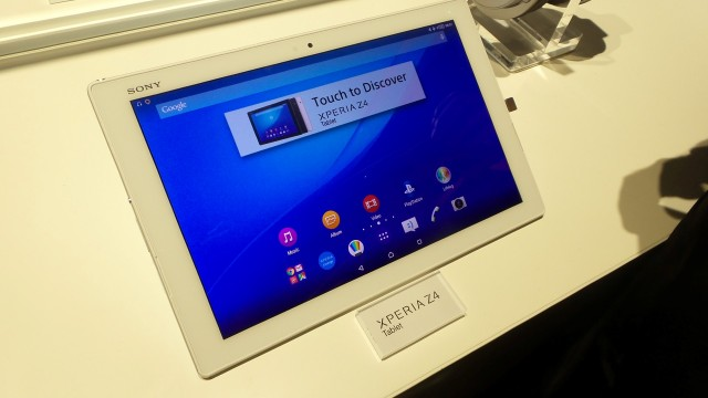 Xperia Z4 Tablet_1
