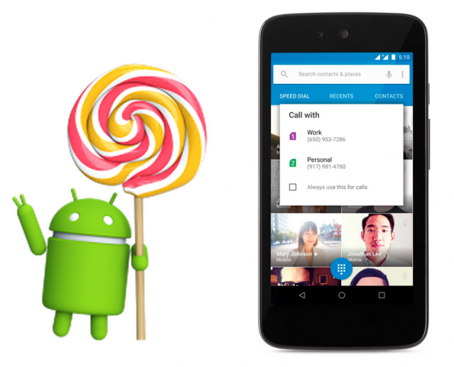 android lolipop 5.1