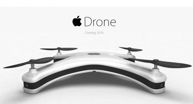 apple drone