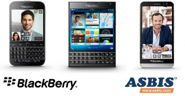 blackberry asbis distribution