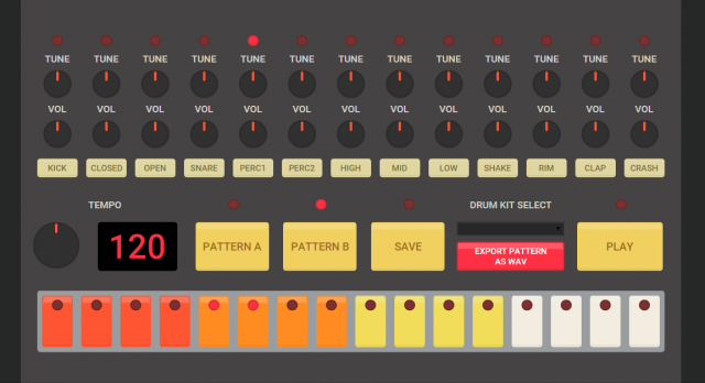drum-machine-html5