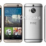 htc one m9 plus onleaks