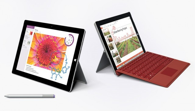 microsoft surface 3 photo