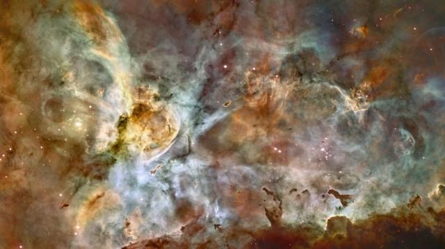 Carina Nebula 2007