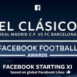 FΑCEBOOKS FOOTBALL AWARDS