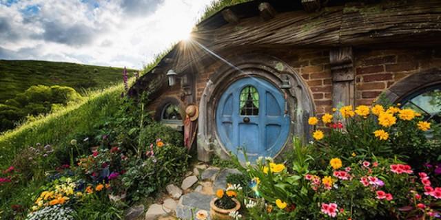 Το Hobbiton είναι ένα μέρος μαγικό