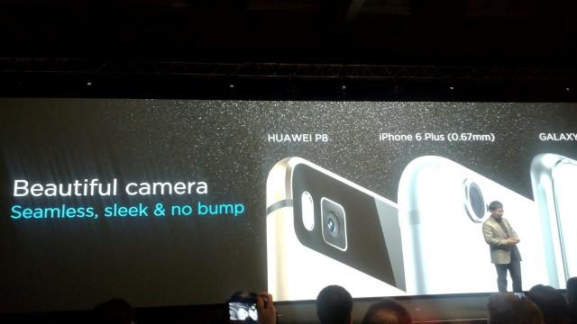 Huawei P8 camera 1