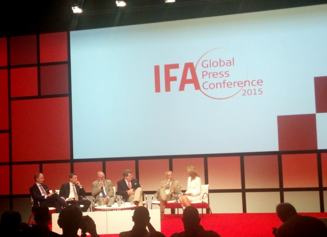 IFA GPC Day 2 panel