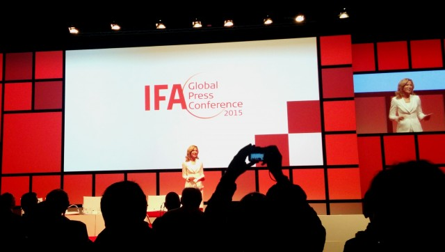 IFA Global Press Conference Day 2
