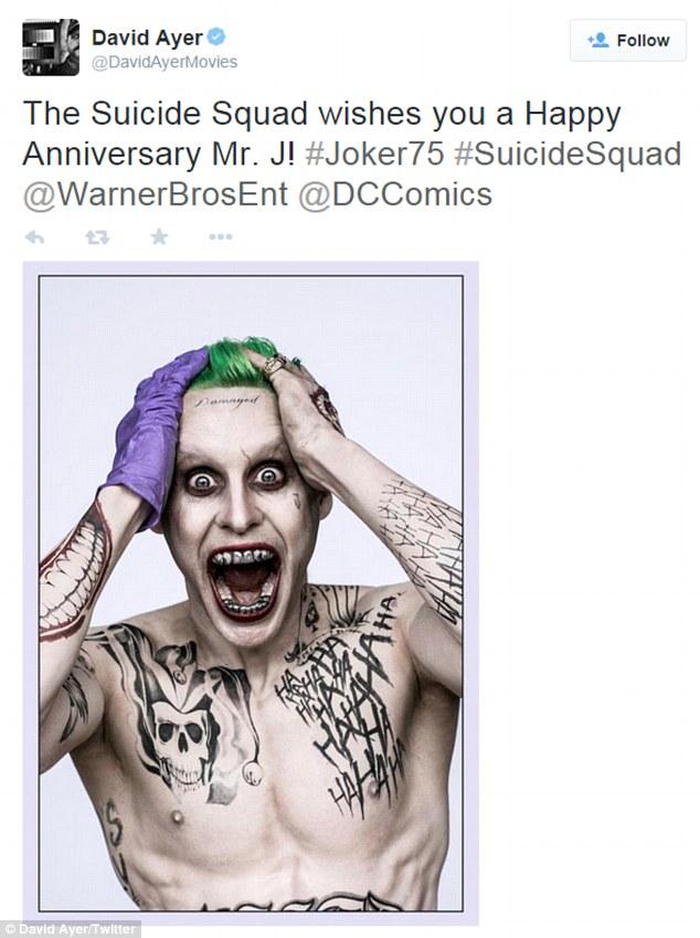 Joker twitter