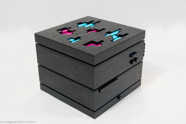 LEGO PC Case 3
