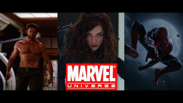 Marvel supercut