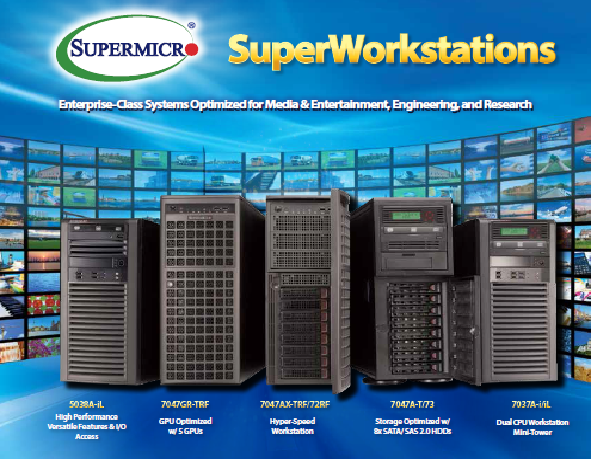 Superworkstations