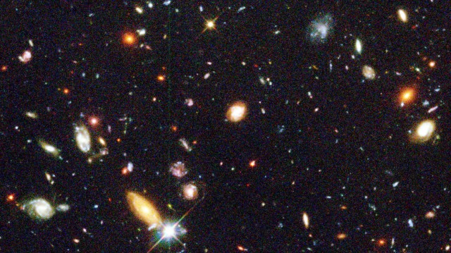 The Hubble Deep Field 1996