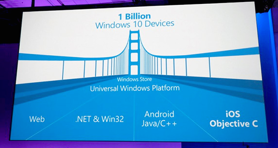 build 2015 windows app ios android