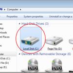 cc hard drive