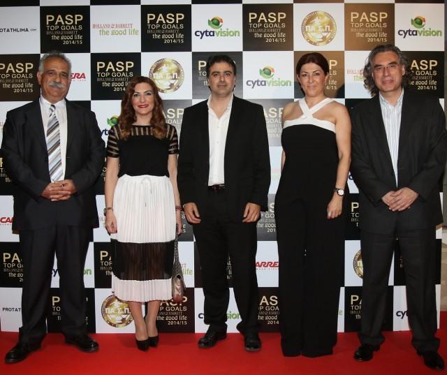 Ο κ.Μιχάλης Αχιλλέως, Αναπληρωτής Ανώτατος Εκτελεστικός Διευθυντής Cyta, o κ.Ανδρέας Μαραγκός, Αντιπρόεδρος Συμβουλίου Cyta και ο κ.Μιχάλης Παπαδόπουλος, Διευθυντής Επικοινωνίας Cyta με τις Έλενα Βασιλείου και Παναγιώτα Κονναρή, Διαχείριση Φήμης Υπηρεσιών Cyta
