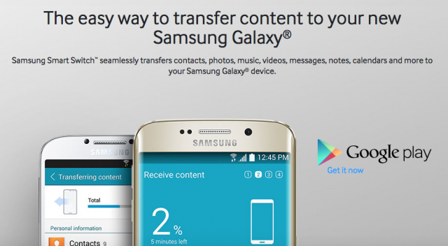 easy way to transfer samsung galaxy