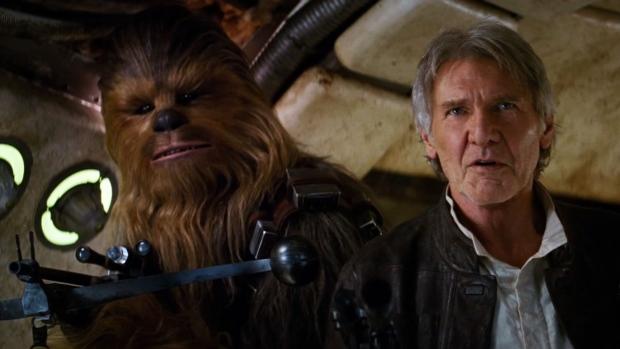 Στο δεύτερο trailer του star wars: the force awakens