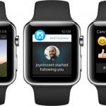 Instagram Apple Watch 1