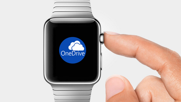 OneDrive Apple Watch
