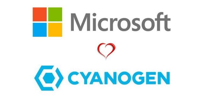 microsoft cyanogen