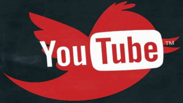 twitter youtubr