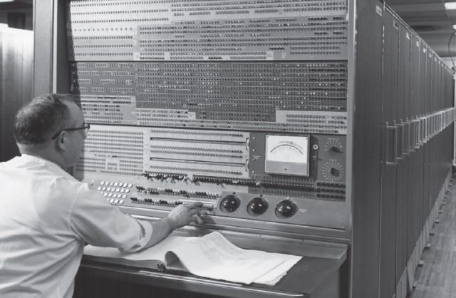 IBM first supercomputer