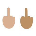 emoji-middle-finger