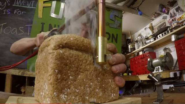 Colin Furze knife