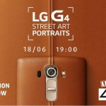LG G4 Street Art Portraits