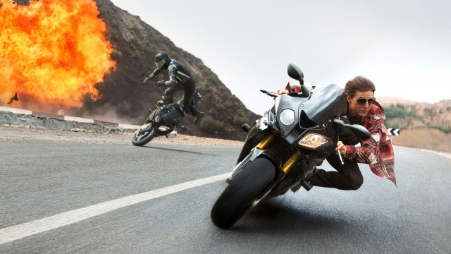 Mission- Impossible Rogue Nation Trailer 2