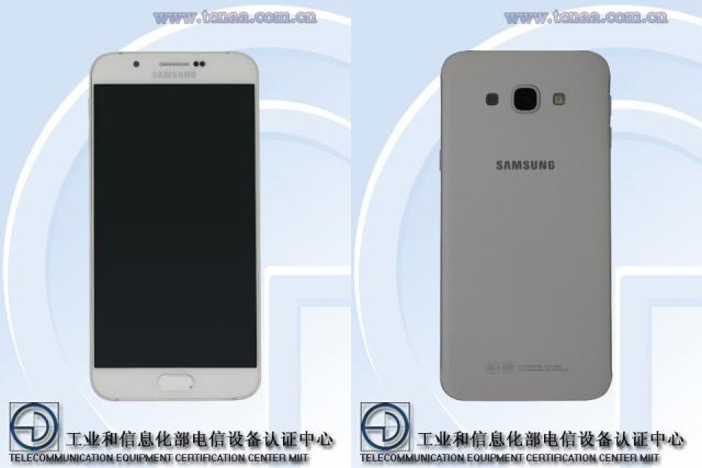 Samsung Galaxy A8 TENAA