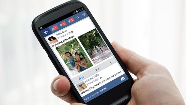 Facebook lite για android