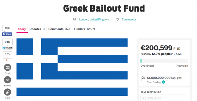 greek bailout fund