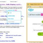 skype clicl to call
