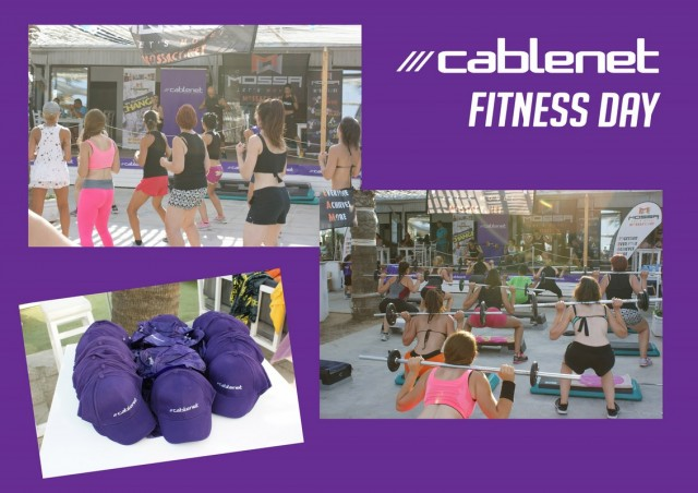 Cablene Fitness Day