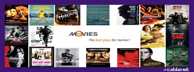 Cablenet MOVIES BEST