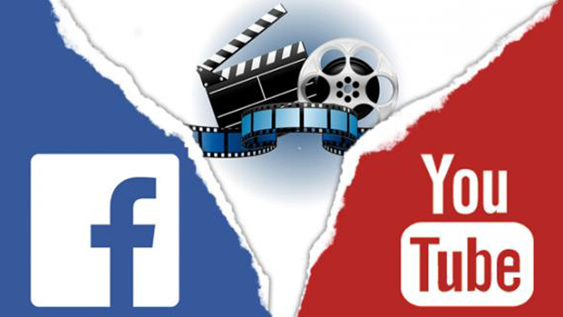 Facebook ανταγωνισμός με YouTube